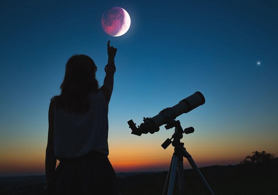 Eclipse de Luna 2021